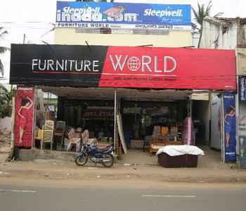 Furniture World Kurl Mattress Xpress Suryaraopet