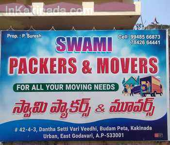 Swami Packers & M...