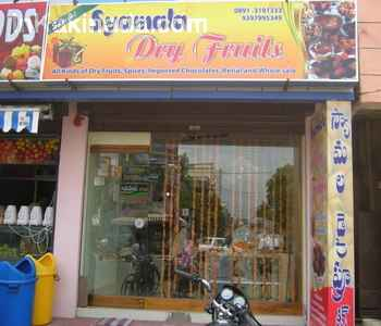 Syamala Dry Fruits