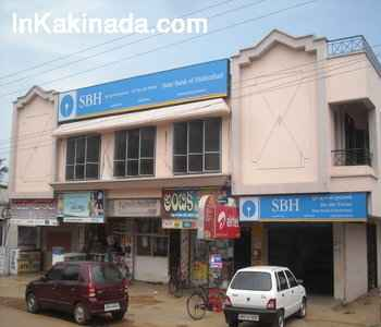 State Bank Of Hyd...