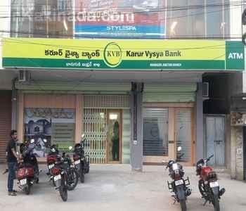 Karur Vysya Bank (Bhanugudi jn Branch), Bhanugudi Junction