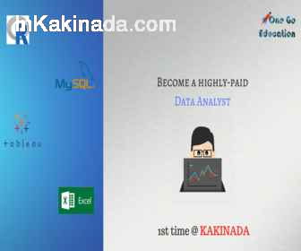 Data Analytics Course - Education/campus Events in Kakinada