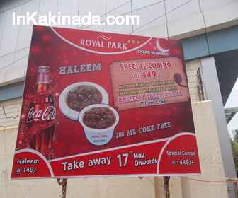 Haleem @ Royal Park