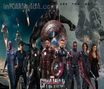 Captain America: Civil War  Telugu Movie Online Watch Download Free 2016 Movie Full
