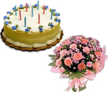 1-kg-butter-scotch-cake-with-20-mixed-pink-flowers-bunch